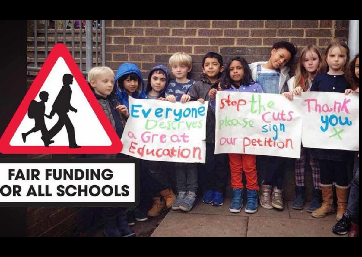 Why are England's Schools at Breaking Point?