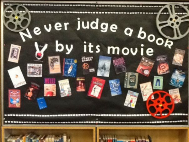 Top 10 Classroom Reading Displays