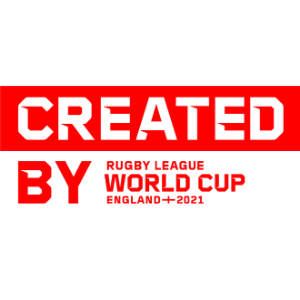 CreatedBy Rugby League World Cup 2021-Grants Funding
